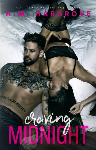 Cover Reveal: Craving Midnight by AM Hargrove