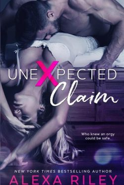 Cover Reveal: Unexpected Claim by Alexa Riley