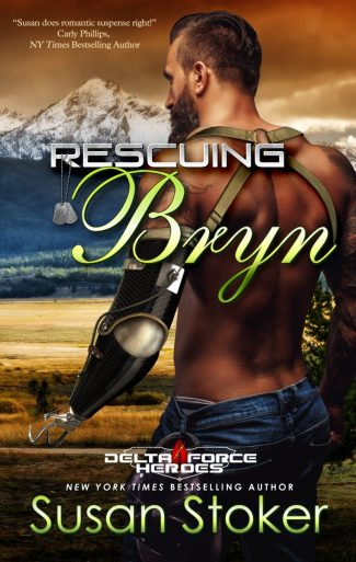 Release Day Blitz: Rescuing Bryn (Delta Force Heroes #6) by Susan Stoker
