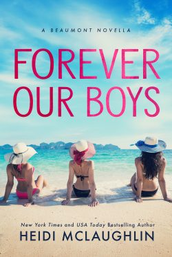Release Day Blitz: Forever Our Boys (Beaumont #5.5) by Heidi McLaughlin