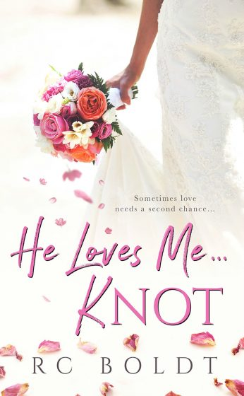 Cover Reveal: He Loves Me…KNOT by RC Boldt