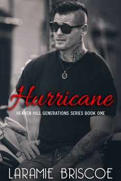 Cover Reveal: Hurricane (Heaven Hill Generations #1) by Laramie Briscoe