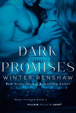 Cover Reveal: Dark Promises (Dark #2) by Winter Renshaw