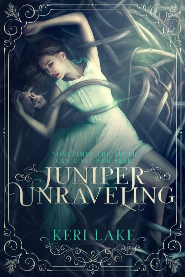 Cover Reveal & Giveaway: Juniper Unraveling by Keri Lake