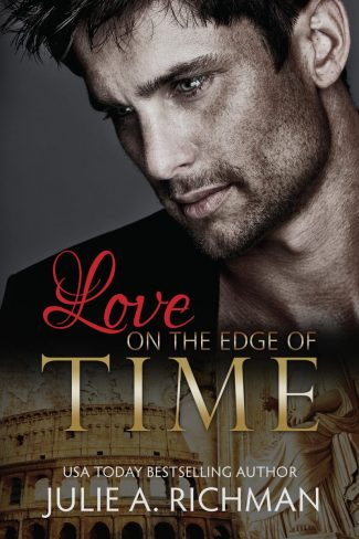 Cover Reveal: Love on the Edge of Time by Julie A Richman