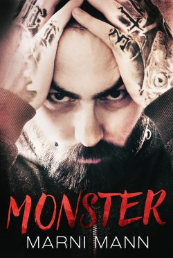 Release Day Blitz: Monster (Animal #2) by Marni Mann