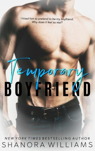 Cover Reveal: Temporary Boyfriend by Shanora Williams