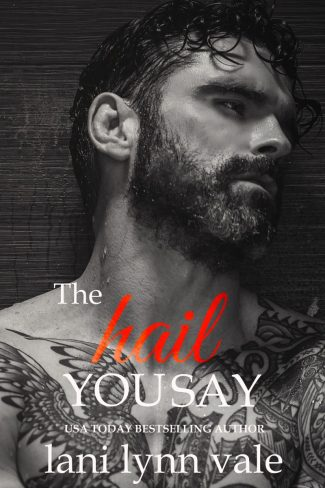 Cover Reveal & Giveaway: The Hail You Say (Hail Raisers #5) by Lani Lynn Vale