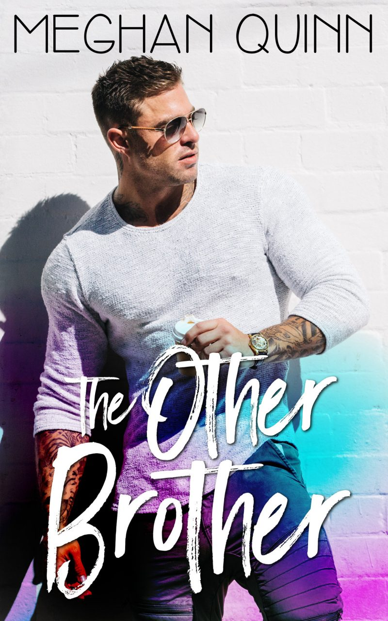 Cover Reveal: The Other Brother by Meghan Quinn