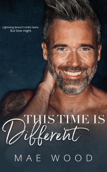 Release Day Blitz: This Time Is Different by Mae Wood