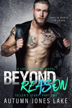 Cover Reveal: Beyond Reason (Lost Kings MC #9) by Autumn Jones Lake