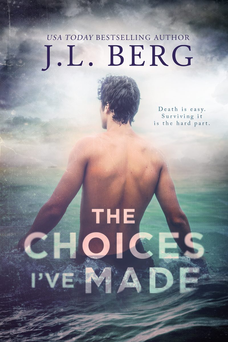 Release Day Blitz: The Choices I've Made by JL Berg