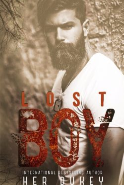 Cover Reveal: Lost Boy by Ker Dukey