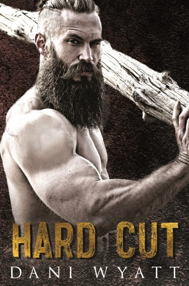 Cover Reveal: Hard Cut (Cut #1) by Dani Wyatt