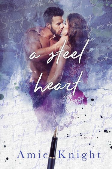 Release Day Blitz: A Steel Heart by Amie Knight