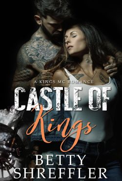 Cover Reveal: Castle of Kings by Betty Shreffler