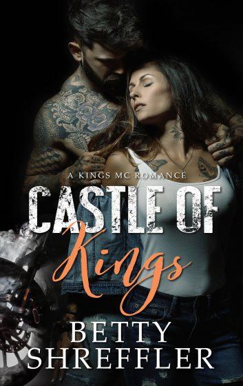 Cover Reveal: Castle of Kings by Betty Shreffler
