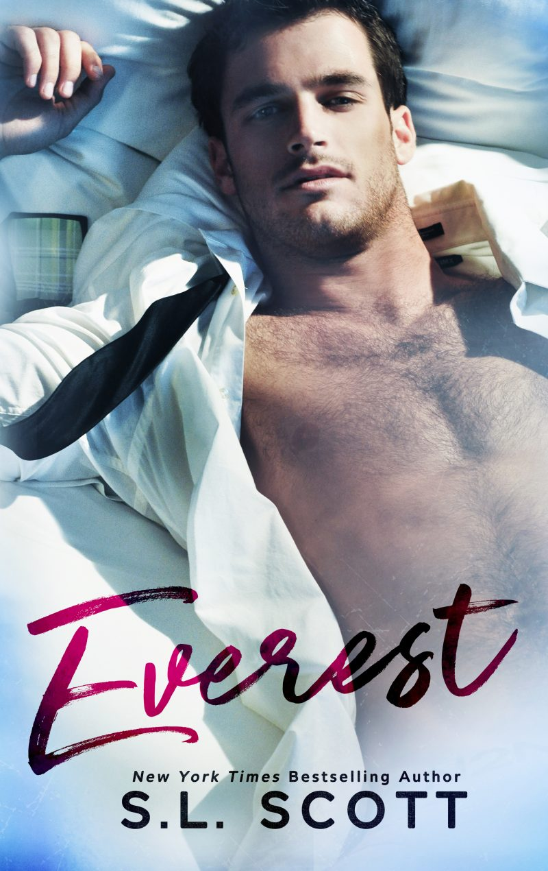 Cover Reveal: Everest by SL Scott