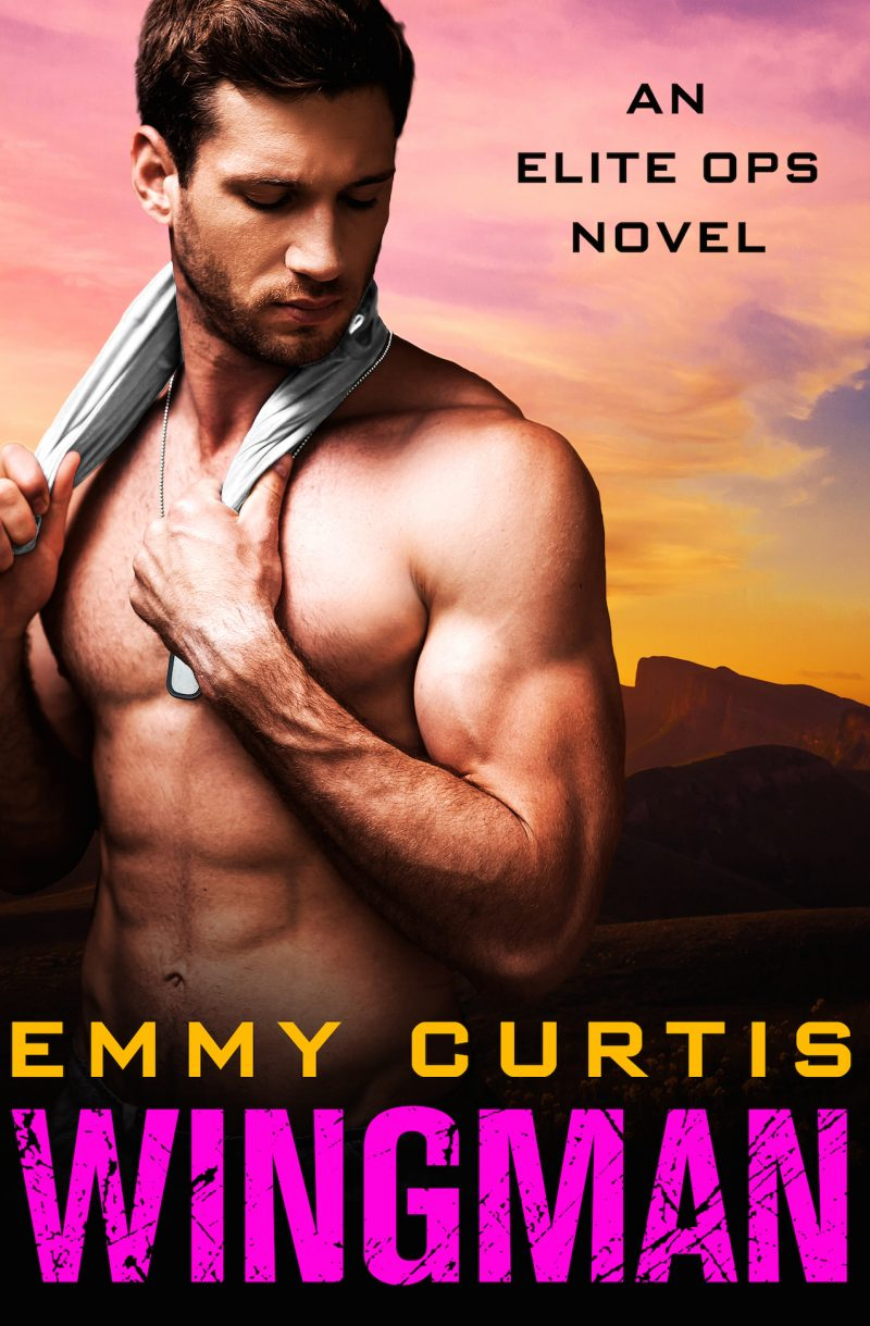 Release Day Blitz & Giveaway: Wingman (Elite Ops #2) by Emmy Curtis