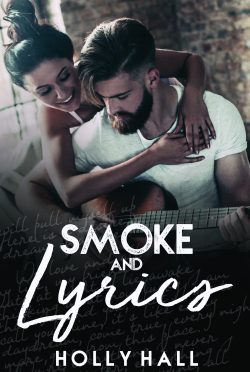 Cover Reveal: Smoke and Lyrics by Holly Hall
