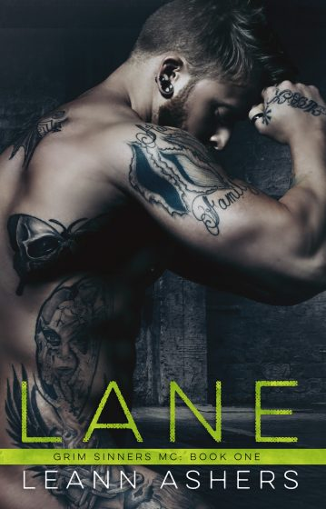Release Day Blitz: Lane (Grim Sinners MC #1) by LeAnn Ashers