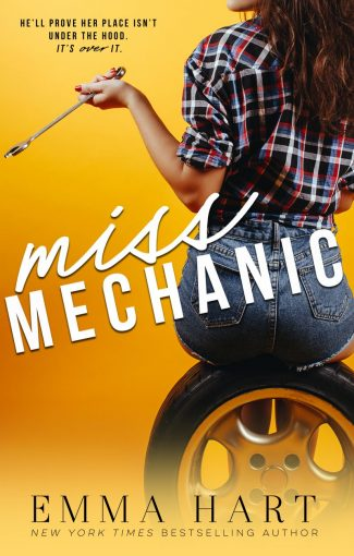Cover Reveal: Miss Mechanic by Emma Hart