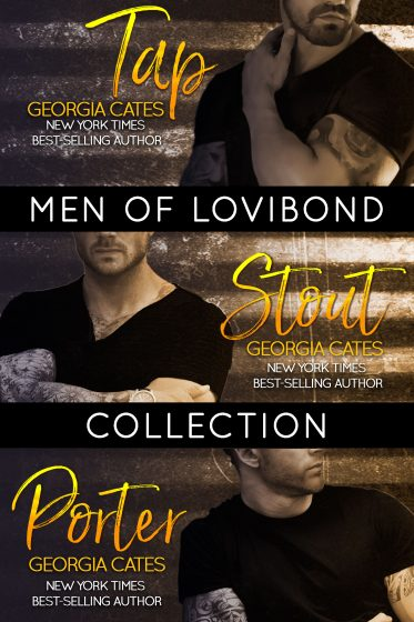 Cover Reveal: Men of Lovibond Collection by Georgia Cates