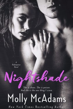Release Day Blitz: Nightshade (Redemption #3) by Molly McAdams