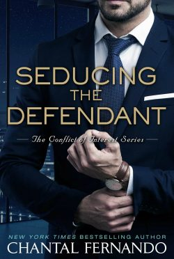 Release Day Blitz: Seducing the Defendant (Conflict of Interest #2) by Chantal Fernando