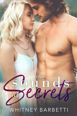 Cover Reveal: The Sounds of Secrets by Whitney Barbetti