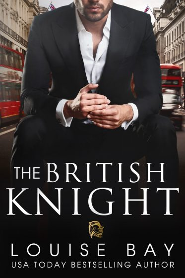 Cover Reveal: The British Knight by Louise Bay