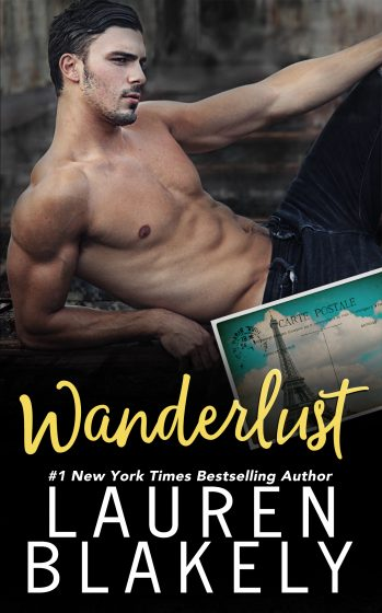 Cover Reveal: Wanderlust by Lauren Blakely