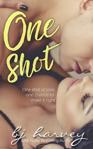 Release Day Blitz & Giveaway: One Shot (Chances #1) by BJ Harvey