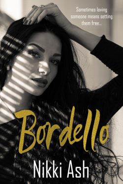 Cover Reveal: Bordello by Nikki Ash