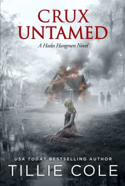 Cover Reveal: Crux Untamed (Hades Hangmen #6) by Tillie Cole