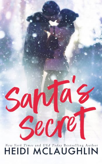 Cover Reveal & Giveaway: Santa's Secret by Heidi McLaughlin