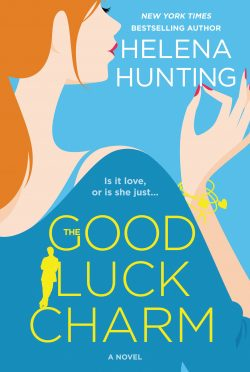 Cover Reveal: The Good Luck Charm by Helena Hunting