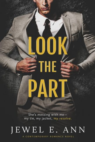 Cover Reveal: Look the Part by Jewel E Ann