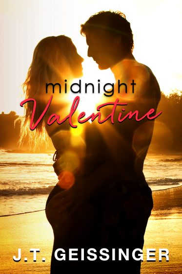 Cover Reveal: Midnight Valentine by JT Geissinger