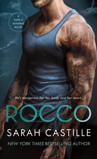 Release Day Blitz & Giveaway: Rocco (Ruin & Revenge #3) by Sarah Castille