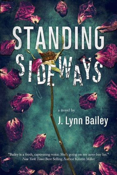 Cover Reveal & Giveaway: Standing Sideways by J Lynn Bailey