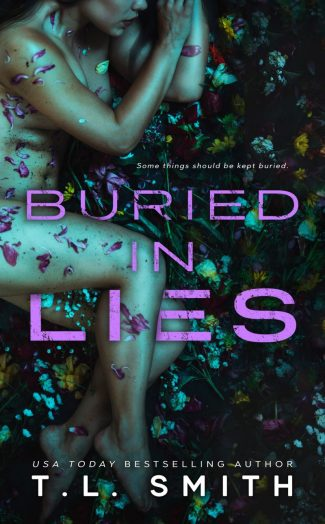 Cover Reveal: Buried in Lies by TL Smith