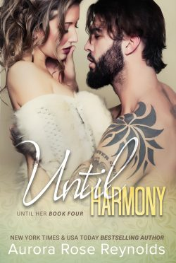 Cover Reveal: Until Harmony (Until Her #4) by Aurora Rose Reynolds