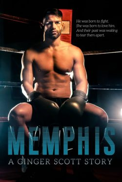 Cover Reveal: Memphis by Ginger Scott