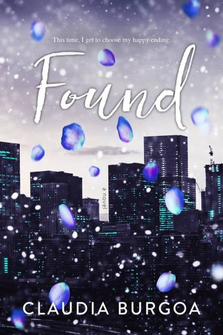 Cover Reveal: Found by Claudia Burgoa