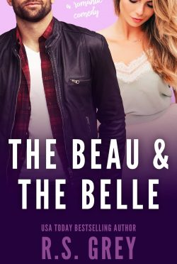 Cover Reveal: The Beau & the Belle by RS Grey