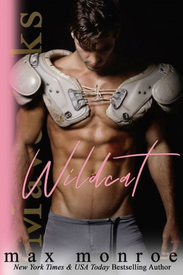 Cover Reveal: Wildcat (Mavericks #1) by Max Monroe