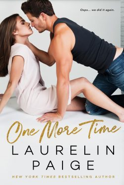 Cover Reveal: One More Time by Laurelin Paige