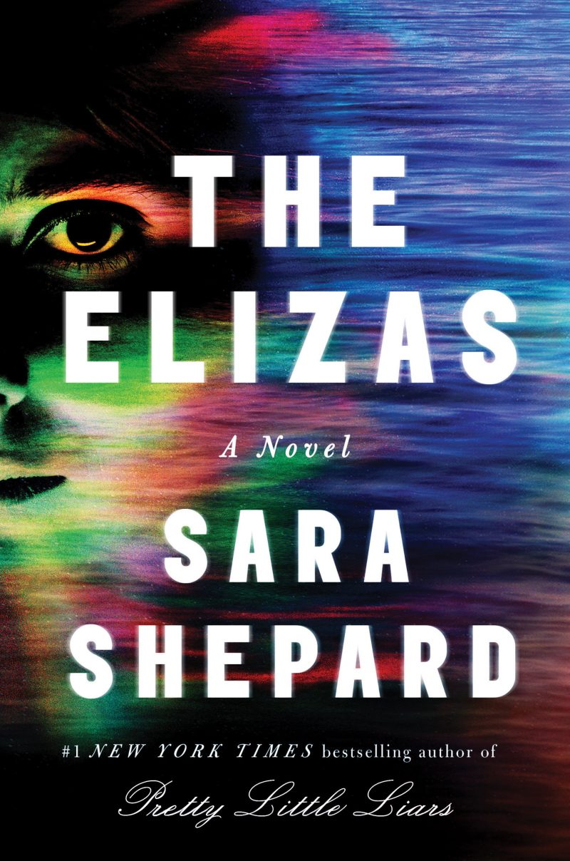 Cover Reveal: The Elizas by Sara Shepard
