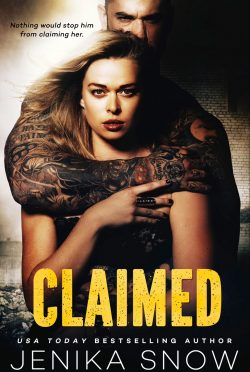 Release Day Blitz: Claimed by Jenika Snow